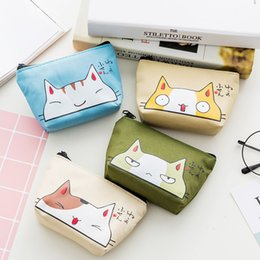 korean children purses Australia - coin purse Women cute fashion coin card purse wallet bag change pouch for child