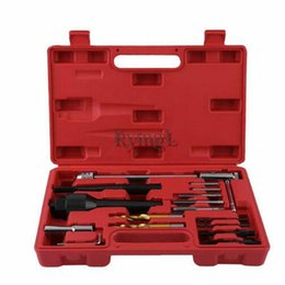 $enCountryForm.capitalKeyWord Australia - Z 16 Pcs Damaged Glow Plug Removal Garage Drill & Wrench Car Tool 8mm 10mm CDI Engine