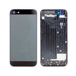 Replacement phone housing online shopping - for iphone s g back cover housing cell phone battery door cover replacement full housing mobile phone panel DHL