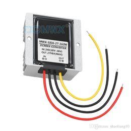 $enCountryForm.capitalKeyWord Australia - DCMWX® Constant Voltage Converters 24V to 27V automatic boost or buck car power inverters Input DC18V-36V Output 27V1A2A3A4A5A6A waterproof