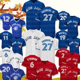 1072601e143 Bautista jersey online shopping - Blue Jays Vladimir Guerrero Jr Jersey  Toronto Blue Jay Kevin Pillar