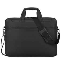 briefcase for ipad UK - 14 15 inch Briefcase Handbag Computer Laptop Bags for Huawei Dell Acer Macbook xiaomi Office Portable Bag hot