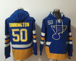 $enCountryForm.capitalKeyWord NZ - New Blues Hoodies Jerseys #50 Binnington #91 Tarasenko #90 O'Reilly Hockey Hoody Jerseys #27 Blue Color Size S-XXXL Mix Order All Jerseys