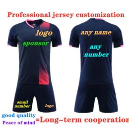 $enCountryForm.capitalKeyWord NZ - Men's kids Soccer Jerseys Sets,Customized football shirts With Shorts,Training football Jersey,Soccer Team uniforms, Jogging Shirts Shorts