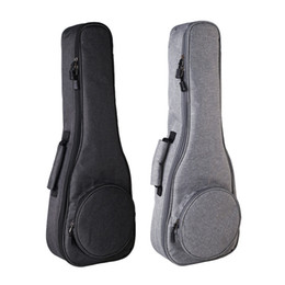 China Ukulele Bag Case Thicken Soprano Concert Tenor 23 Inch Size Ukelele Mini Guitar Accessories Parts Gig cheap soprano guitar suppliers
