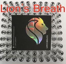 Aliento 510 atomizadores Aliento leones carros Vape cartuchos desechables de Lion 0,8 ml 1,0 ml Ronda Prensa punta de cerámica Bobinas vaporizador Vaciar el color 10 en venta