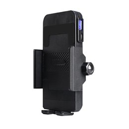 $enCountryForm.capitalKeyWord Australia - Motorcycle Phone Holder USB QC3.0 Fast Charger for Mobile Phone Navigation with Independent Power Switch Rear View Mirror car