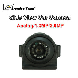 hd dome camera UK - Rear View HD Car Camera Vehicle Bus Camera Side View Bus Dome Support 1.3MP or 2.0MP AHD
