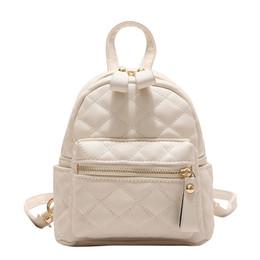 $enCountryForm.capitalKeyWord Australia - Mini Women PU Leather Backpacks Fashion Small Korean Style Shoulder Bag Laptop Backpack School Bags for Teenager girls mochilas