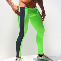 cc2a38ef2af78 Men's Tight Pants AQUX Sexy Designed Sweatpants 2019 Men Long Pants High  Stretch Tight Men's Legging Gay Trousers