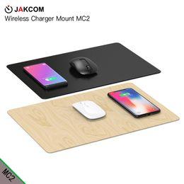 JAKCOM MC2 Wireless Mouse Pad Cargador Venta caliente en Mouse Pads Reposamuñecas como zapatillas ergonomique electrónica