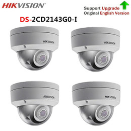 $enCountryForm.capitalKeyWord NZ - Hikvision POE IP Camera 4MP IR Fixed Dome Network Camera DS-2CD2143G0-I Replace DS-2CD2142FWD-I Video Surveillance For Home