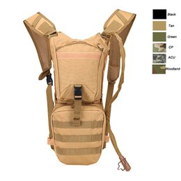 $enCountryForm.capitalKeyWord Australia - Outdoor Tactical Assault Combat Camouflage Tactical Molle Water Pack 3L Hydration Pack