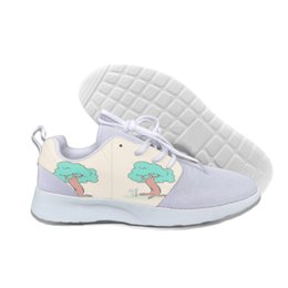 $enCountryForm.capitalKeyWord NZ - Lovely Cartoon Graffiti Canvas Shoes Women Summer New ins Low-Up Flat-soled Small White Shoes Leisure Board Women