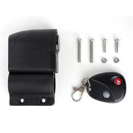 $enCountryForm.capitalKeyWord UK - New Professional Anti-theft Bike Lock Cycling Security Lock Wireless Remote Control Vibration Alarm 110dB Bicycle Alarm~ #663418