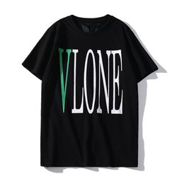 t shirt vlone UK - Vlone T Shirt Streetwear Vlone Life Men Women Hip Hop T Shirt Vlone Mens Stylist T Shirt Tees