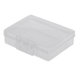 $enCountryForm.capitalKeyWord NZ - Transparent Fishing Lure Tackle Hook Bait Plastic Storage Box Container Case New