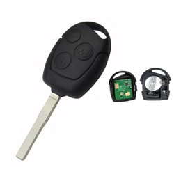 $enCountryForm.capitalKeyWord Australia - 3Button Remote Car Key 433Mhz For Ford Focus Fiesta Fusion C-Max For Mondeo Galaxy C-Max S-Max With 4D63 Chip