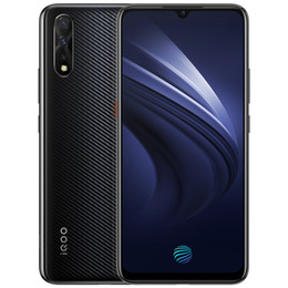 Wholesale Originale Vivo iQOO Neo 4G LTE Cell Phone 8 GB RAM 64 GB ROM Snapdragon 845 Octa Core 6,38 pollici Schermo intero 12MP Face ID OTG Smart Mobile Phone