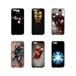 Iron Man Phone Cases Australia - Iron Man Hard Phone Case Cover For Samsung Galaxy A3 A5 A7 J2 J3 J5 J7 2015 2016 2017 Europe Prime