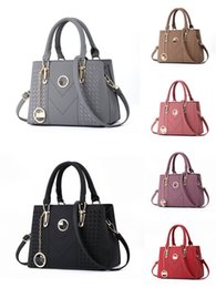big size fashion handbags UK - 2020 Fashion Newest Mother Package High Capacity Designer Totes Bags Shopping Bag Handbag Famous Brand Pu Leather 2Pcs Set Big Size#608