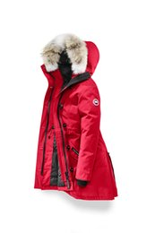 $enCountryForm.capitalKeyWord UK - 2019 Canada famous Outdoor sports brand Goose Rossclair down 90% man thick Outerwear t Parka Winter Warm Thick Down Coats with Hooded Warm
