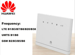 lte modem huawei Australia - Unlocked Huawei B315s-22 4G 150Mbps CPE FDD TDD-LTE Home Broadband Modem Router BRAN NEW IN THE BOX