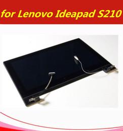 $enCountryForm.capitalKeyWord Australia - FOR LENOVO IdeaPad S210 11.6'' Laptop Lcd Screen Assembly With Cover FRU 90400138