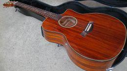 Acoustic guitAr hollow online shopping - K24 Solid Wood Guitar K24ce W O Pickups Koa Series Electric Acoustic guitar China Guitar