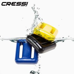 Discount led weights - Cressi PVC Coated Lead Weight Lead Weight Diving Dive 1kg pcs Colorful Diving Accessory