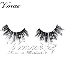 $enCountryForm.capitalKeyWord Australia - VMAE Cheap Wholesale 14 Styles Selectable Private Label Thick Soft Natural 3D Synthetic False Eyelashes