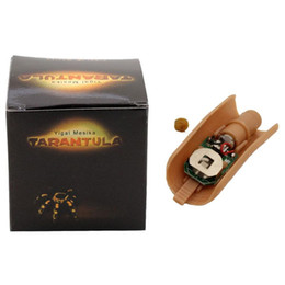 Discount free magic tricks - Free shipping the best quality of Tarantula ITR Invisible Thread Reel magic tricks