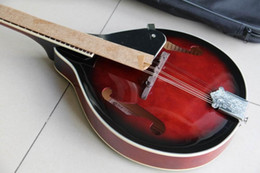 Wholesale New Arrival New Mandolin In Red Burst 120105
