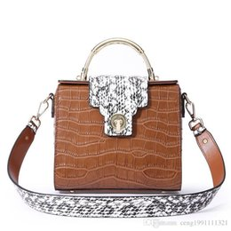 $enCountryForm.capitalKeyWord NZ - Women's handbag classic small of fashion hot mom Lady chain bag elegant bulk corrugated woman Leather Shoulder purse handbags bag 116