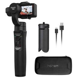 Gimbal Camera Pro Australia - Hohem iSteady Pro 3-Axis Handheld Gimbal Stabilizer Time-Lapse Tracking for Gopro Hero 7 6 5 SJCAM Yi Cam 4K Sport Action Camera VB