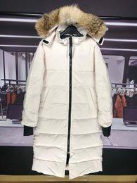 $enCountryForm.capitalKeyWord NZ - Women's Clothing New Women's Goose Down Bomber Hooded Warm Coat Fur Windbreaker parka Winter Women's Outerwear DHL Free shipping