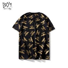 $enCountryForm.capitalKeyWord Australia - Boyss logo T shirt designer mens casual brand trend letter men T shirts fashion quality tee street hip hop mans tees printing ladies Tshirt