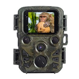 MINI H501 Hunting Camera 16MP 1080P Full HD Wildlife Scout Camera with Night Vision Hunting Game Camera Photo Traps Hunter Cam on Sale