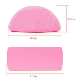 Hand Rests Efficient Kemei Detachable Nail Art Pillow Manicure Hand Arm Rest Pillow Pad Cushion Leather Holder Nail Care Tools