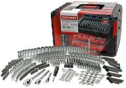 450 Meccanica pezzo serie di strumenti metrici Chrome Kit Automotive professionale in Offerta