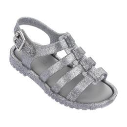 $enCountryForm.capitalKeyWord Australia - Mini Brazil Girls Children Beach Melissa Princess Shoes Jelly Sandals Breathable 12.8-17.8cm Q190601