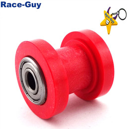 tensioner chain Australia - Red 10mm Chain Roller Pulley Tensioner For 50cc 70cc 90cc 110cc 125cc 140cc 150cc 160cc Chinese Pit Dirt Motor Bike Motorcycle C