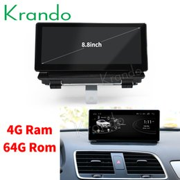 $enCountryForm.capitalKeyWord NZ - Krando Android 8.1 8.8'' car dvd audio stereo navigation system GPS for Audi Q3 multimedia player with bluetooth WiFi KD-AD817