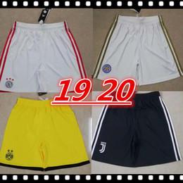 Shorts de futebol de qualidade tailandesa 2019 2020 Ajax México CHICHARITO H.LOZANO G.DOS SANTOS calções de futebol