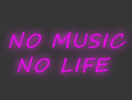 $enCountryForm.capitalKeyWord UK - Neon Signs Gift No music No Life Beer Bar Pub Store Party Sport Club Homeroom Wall Windows Display 19X15