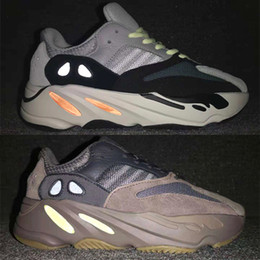 Wave Runner 700 Shoes Arrived, Kanye West hit Vanta Salt Inertia Tephra release - Runner 700 v2 Static Mauve Solid Grey Sneakers from factory soccer boots suppliers