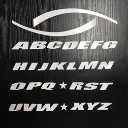 3d tuning car online shopping - Car Sticker Tire Lettering Tuning Universal D Tire Wheel Sticker Custom Letras Para Llantas Sports Decoration Stickers Decals
