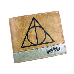 $enCountryForm.capitalKeyWord Australia - designer wallet purse Short Wallet Harry Potter game Of Thrones suicide Squad wonder Women tokyo Ghoul Men's Wallets Women Purse