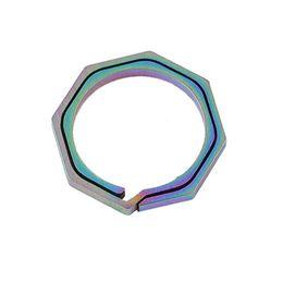 $enCountryForm.capitalKeyWord UK - 1 pcs of unique titanium key ring pocket outdoor tool key chain personality creative simplicity 2018 New
