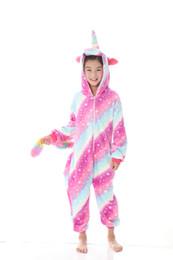 171da83220d3 2019 Halloween Carnival Festival Anime Cosplay Kigurumi Costume Pajamas  Sleepwear Flannel Unisex Animal Onesies For Children